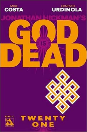 God is Dead 21-A
