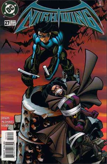 Nightwing (1996) 27-A by DC