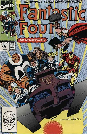 Fantastic Four (1961) 337-A by Marvel