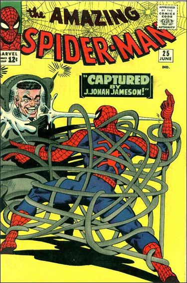 Amazing Spider-Man (1963) 25-A by Marvel