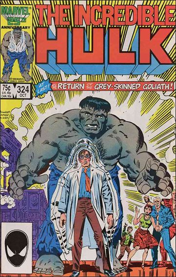 Incredible Hulk (1968) 324-A by Marvel