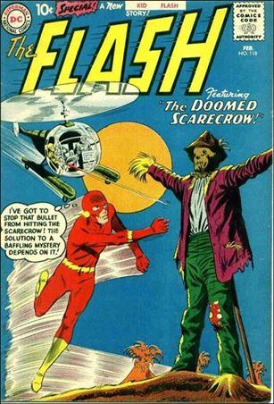 Flash (1959) 118-A