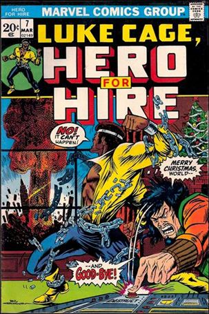 Hero for Hire 7-A