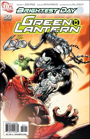 Green Lantern (2005) 55-A by DC