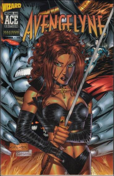 Avengelyne (1995) 1-C by Maximum Press