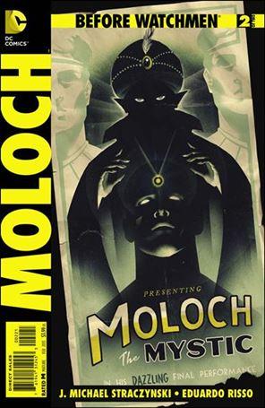 Before Watchmen: Moloch 2-D