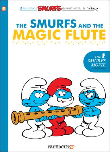 Smurfs 2-A by Papercutz