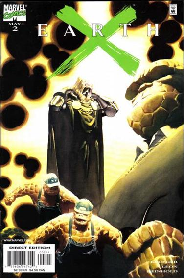 Earth X (1999) 2-A by Marvel