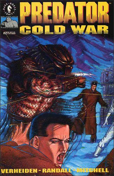 Predator: Cold War 2-A by Dark Horse