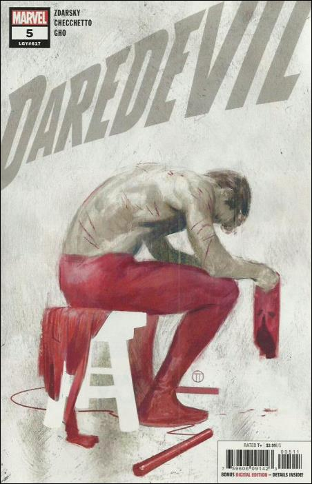 Daredevil (2019) 5-A by Marvel