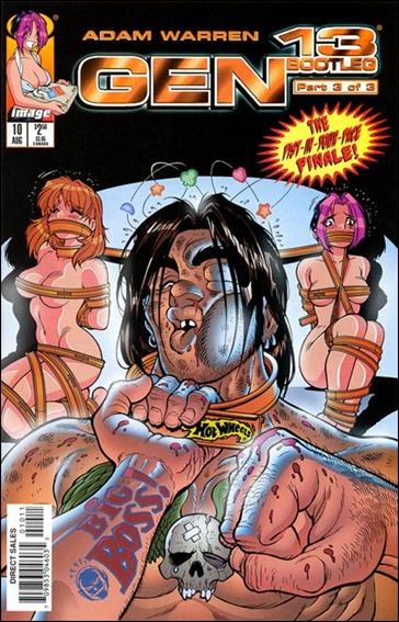Gen13 Bootleg 10-A by WildStorm