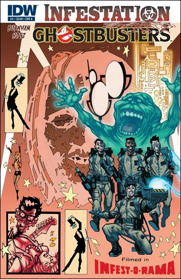 Ghostbusters: Infestation 2-A by IDW