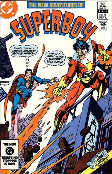New Adventures of Superboy 45-A by DC