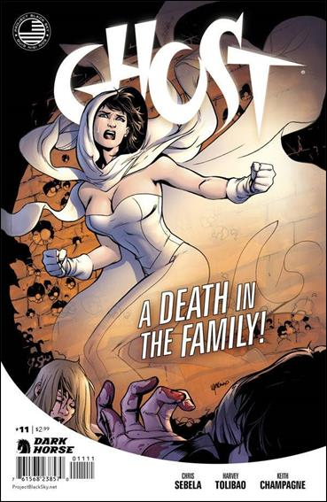 Ghost (2013) 11-A by Dark Horse