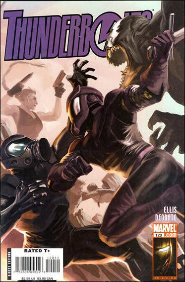Thunderbolts (1997) 120-A by Marvel