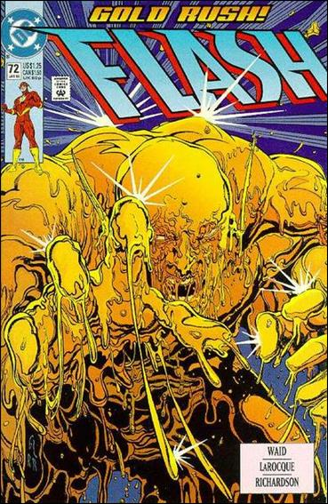 Flash (1987) 72-A by DC