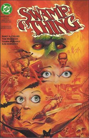 Swamp Thing (1986) 111-A
