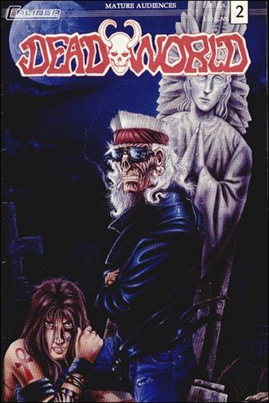 Deadworld (1992) 2-A by Caliber