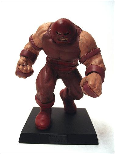 Classic Marvel Figurine Collection Specials (UK) Juggernaut by Eaglemoss Publications