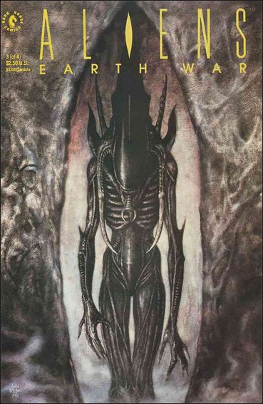 Aliens: Earth War 3-A by Dark Horse