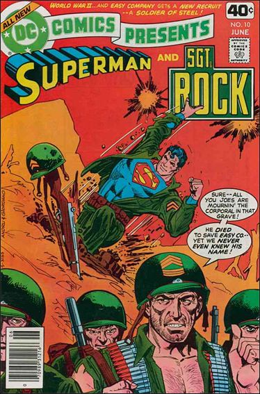 DC Comics Presents (1978) 10-A by DC