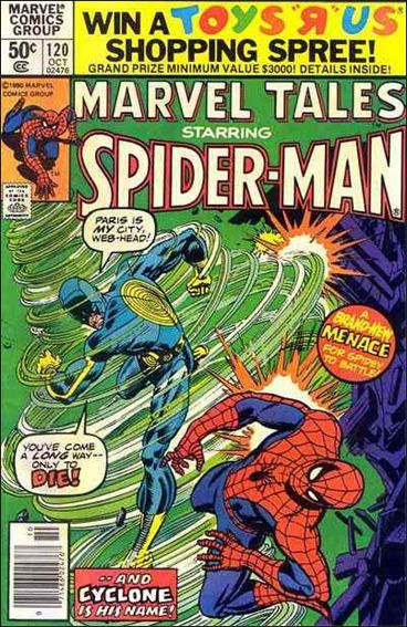 Marvel Tales (1966) 120-A by Marvel