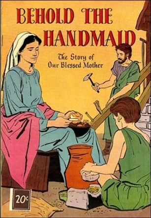 Behold the Handmaid 1-A