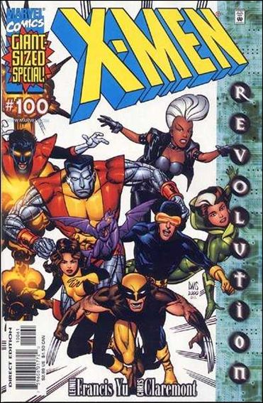 X-Men (1991) 100-F by Marvel