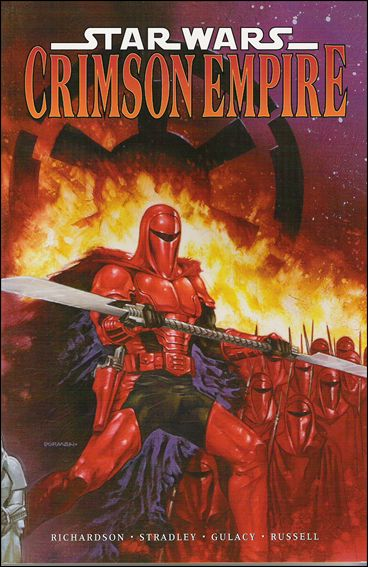 Star Wars: Crimson Empire nn-A by Dark Horse