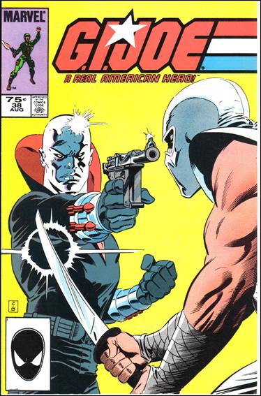 G.I. Joe: A Real American Hero 38-B by IDW