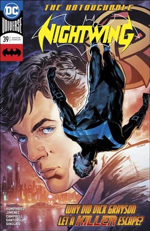 Nightwing (2016) 39-A