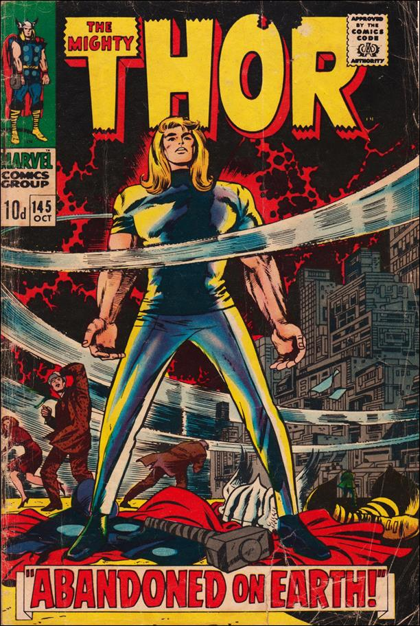 Thor (1966) 145-B by Marvel