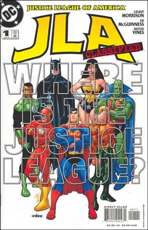 JLA: Classified 1-A