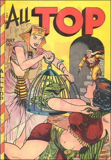All Top Comics (1946) 18-A by Fox