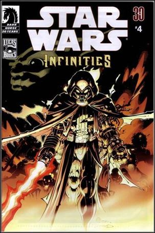 Star Wars: Infinities - The Empire Strikes Back 4-B