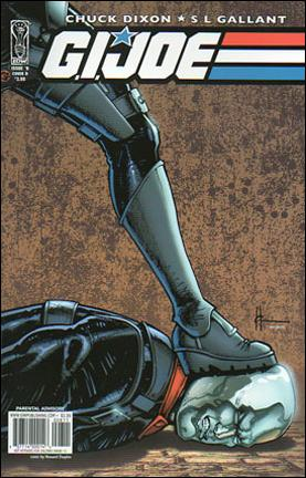 G.I. Joe (2008) 8-A by IDW