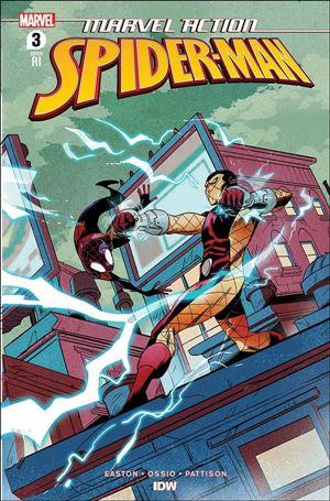 Marvel Action: Spider-Man (2020) 3-B