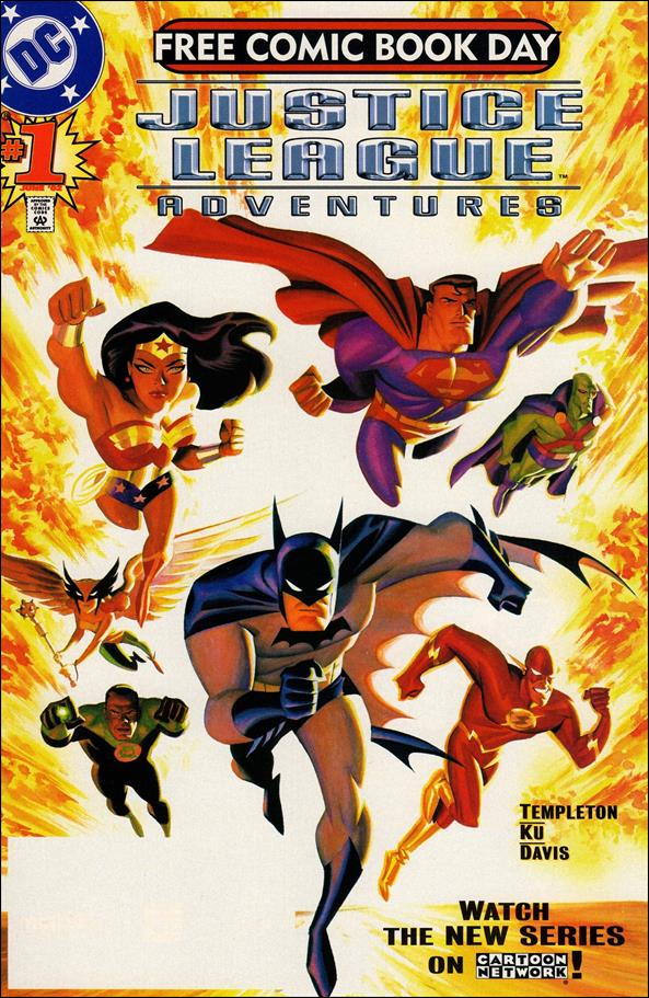Justice League Adventures (2002) 1-B by DC