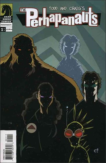 Perhapanauts (2005) 1-A by Dark Horse