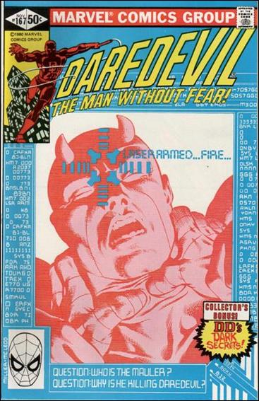 Daredevil (1964) 167-A by Marvel