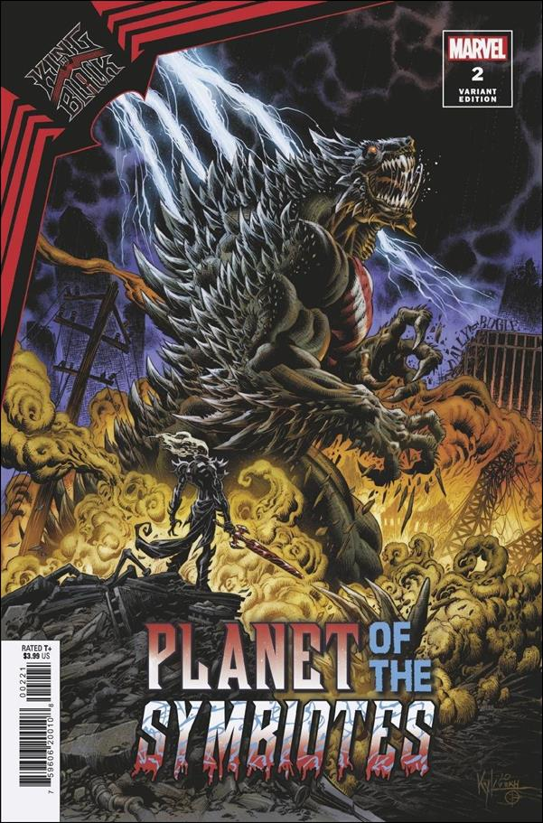 King in Black: Planet of the Symbiotes 2-B by Marvel