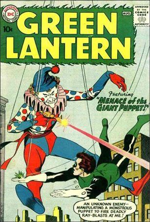 Green Lantern (1960) 1-A
