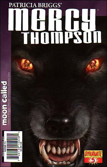 Patricia Briggs' Mercy Thompson: Moon Called 5-A by Dynamite Entertainment