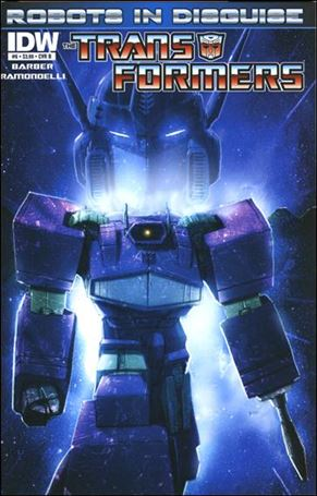 Transformers: Robots in Disguise (2012) 6-B