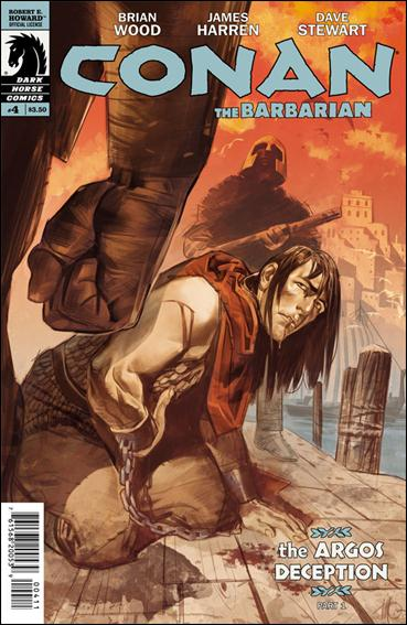 Conan the Barbarian (2012) 4-A by Dark Horse
