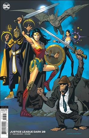 Justice League Dark (2018) 28-B