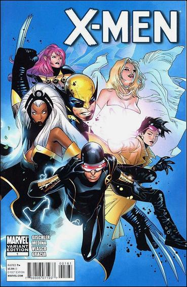 X-Men (2010) 1-G by Marvel