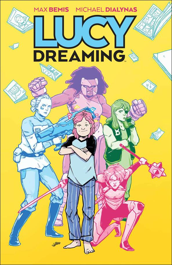 Lucy Dreaming nn-A by Boom! Studios