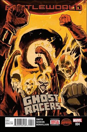 Ghost Racers 4-A