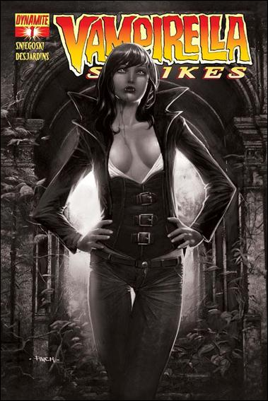 Vampirella Strikes (2013) 1-H by Dynamite Entertainment